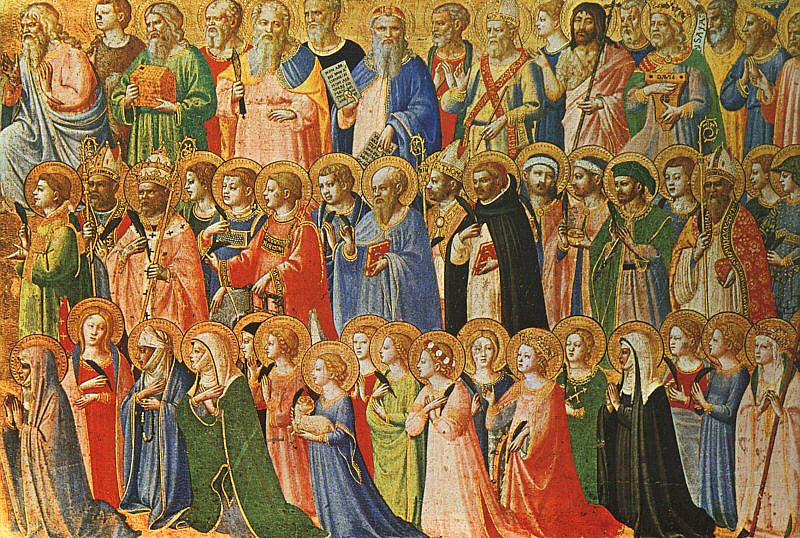 All Saints' Day Prayer