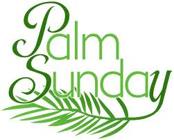 Palm Sunday Meditation