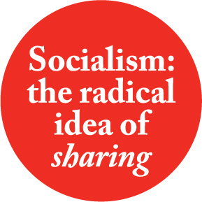 Gimme that good 'ol fashioned socialism