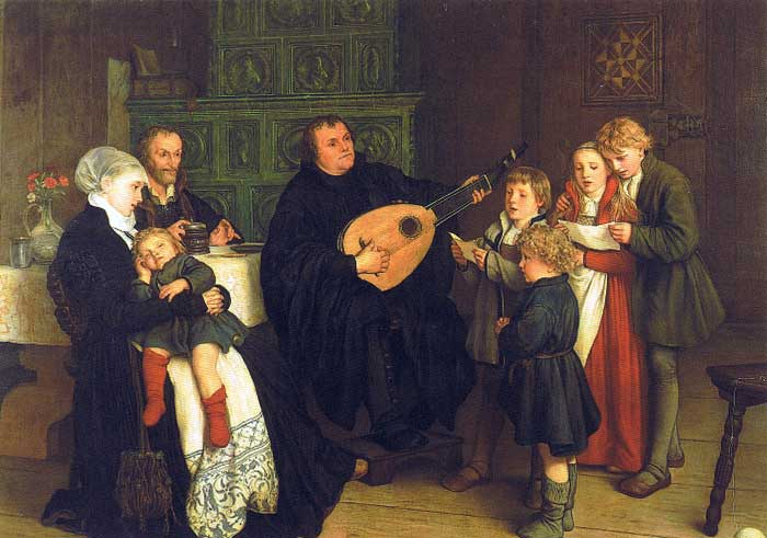 Luther on the Gift of Music